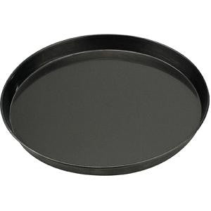 Pizza Pan-240X25mm Blue Steel