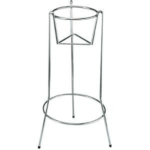 Ice Bucket Stand-Chrome 620mm Suits 07892 And 07893
