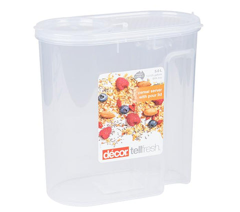 Decor TELLFRESH CEREAL SERVER 5L