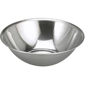 Mixing Bowl-Stainless Steel 410X135mm 10Lt
