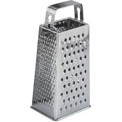 Grater-Stainless Steel 4-Sided 170X210mm
