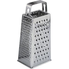 Grater-Stainless Steel 4-Sided 190X235mm