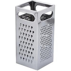 Grater-Stainless Steel 4-Sided 185X225mm