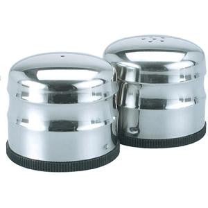 Salt+Pepper Shaker-Stainless Steel Jumbo