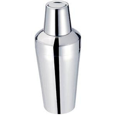 Cocktail Shaker-Stainless Steel 3Pc 750Ml