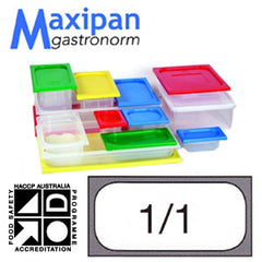 Gastronorm Pan-Polyprop Gn 1/1 x 65mm