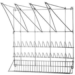 Wall Rack For Bags & Tubes