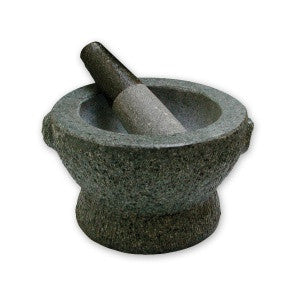 Mortar & Pestle-200mm Diagranite