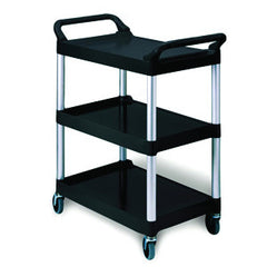 Rubbermaid 3424-88 Utility/Service Cart