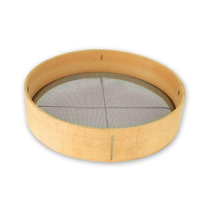 Wood Rim Sieve-400mm