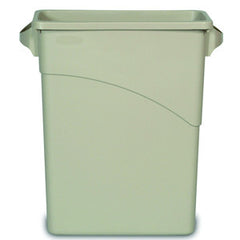 Rubbermaid 3541 Beig Slim Jim 60Lt