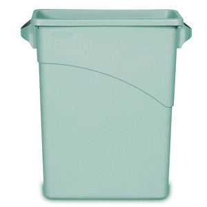 Rubbermaid 3541 Lgray Slim Jim 60Lt