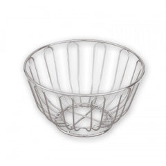 Bread Basket-200mm Roundchrome