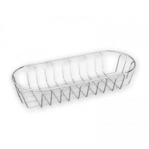 Bread Basket-355X145mm Oblongchrome