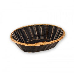 Bread Basket-240mmOvalblack & Gold