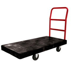 Rubbermaid 4433 Utility Platform Truck W/ 121.9 X 61Cm Up To 226.8Kg