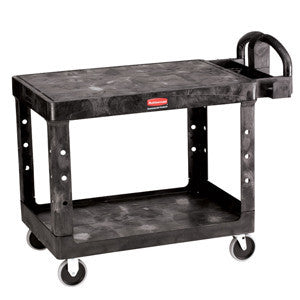 Rubbermaid 4525 Utility Cart Heavy Duty Flat Shelf - Large