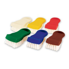 HACCP Colour Coded Brush-150mm Brown