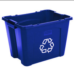 Rubbermaid 5714-73 Recycling Box 47.3L