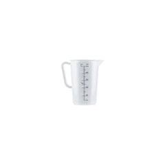 MEASURING JUG-PP, GRADUATED, 0.5lt