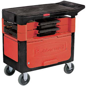 Rubbermaid 6180-L7 Cabinet Panel And Hardware Kit
