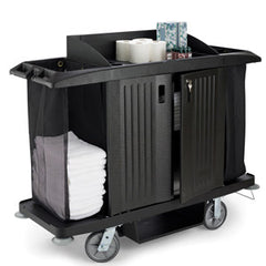 Rubbermaid 6189 Classic Housekeeping Cart
