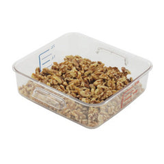 Rubbermaid 6302 Square Space Saving Containers 1.9Lts