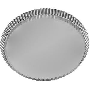 Quiche Pan-Round Fluted 120X25mm Loose Base