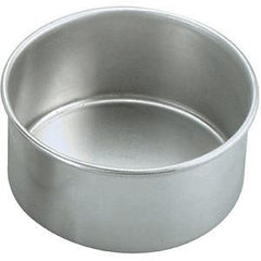 Cake Pan-Alum Round 150x75mm