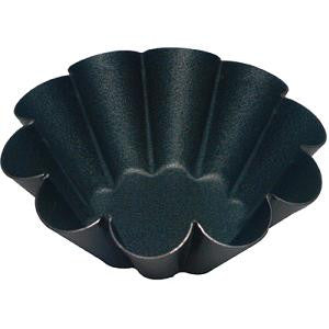 Brioche Mould-10 Ribs 75X28mm Non-Stick