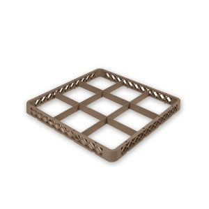 Cater-Rax 9 Comp. Dishwasher Rack Extender