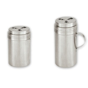 4-Way Shaker-Stainless Steel 285mlno Handle