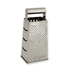 Grater-Stainless Steel230mm4 Sided (Hollow Handle)