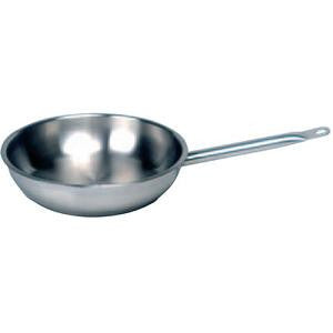 Chefinox Elite Frypan-Stainless Steel No Cover -