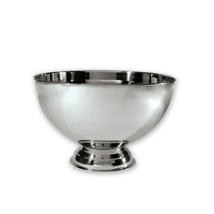 Champagne Cooler/Punch Bowl-Stainless Steel 380mm