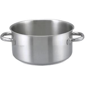 Paderno S1000 Casserole-Stainless Steel 37.0Lt 500X190mm