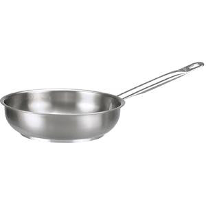 Paderno S1000 Frypan-Stainless Steel 240X50mm