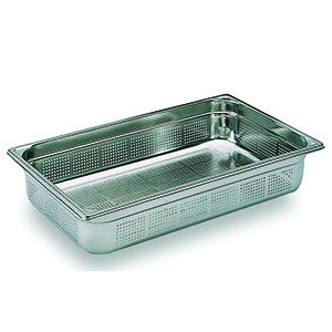 Matfer  |  Bourgeat 1/1 Gastronorm Pan Perf 100mm