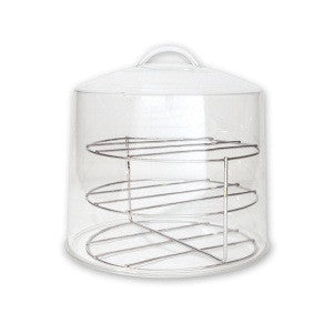 Cake/Pie Rack Cover - Acrylic