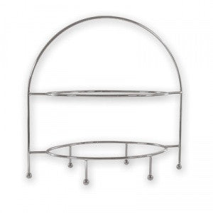 Display Stand-Oval2 Tier