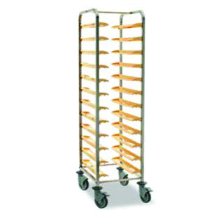 Matfer  |  Bourgeat Tray Trolley 12Sh