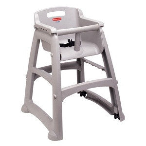 Rubbermaid 7805-L2 Castor Kit For Sturdy Chair