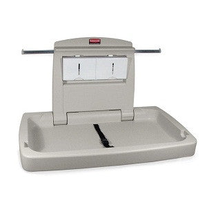 Rubbermaid 7818-88 Baby Changing Station - Horizontal