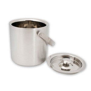 Insulated Ice Bucket-Stainless Steel 1.0Lt