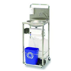 Matfer | Bourgeat Mobile Hand Wash Unit Foot Control