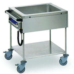Matfer | Bourgeat Bain Marie Mobile 1 Bay 1X2/1