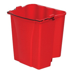 Rubbermaid 9C74 Dirty Water Bucket For Wavebrake Combos