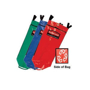 Rubbermaid 9T93-01 Recycling Bag With Symbol (Set Of 3 Colours)