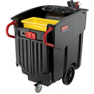 Rubbermaid 9W73 Mega Brute Mobile Waste Collector