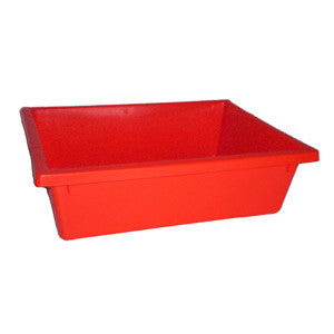 AP4-RD Nest/Tote Box #4 -13Lt Food Grade